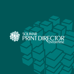 Solimar Print Director Enterprise (SPDE), Solimar System's award-winning print and digital delivery output management solution