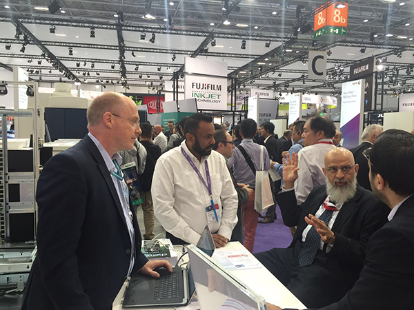 drupa 2016, Xerox, Solimar systems, beauty, printing, workflow automation