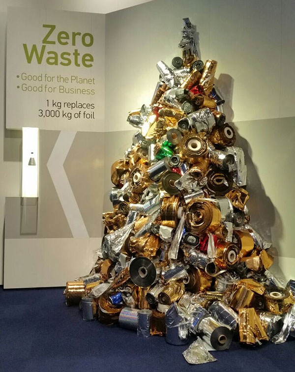 Day 8 at drupa 2016 - Christmas comes early this year . Solimar Systems . Xerox . Landa . Recycling . Zero Waste