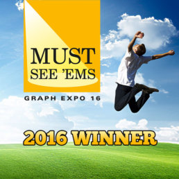 Solimar Systems Wins 2016 Graph Expo MUST SEE 'EMS Award