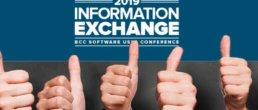 2019 BCC Software's Information Exchange