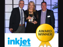 2019 Inkjet Summit Award Winner