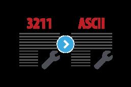 SPDE 3211:;ASCII Module