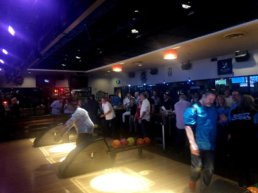 Solimar User Conference Bowling Event