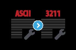 SPDE ASCII::3211 Module
