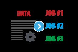 SPDE Job Separator Module