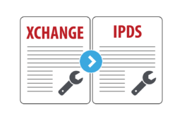 SPDE XCHANGE::IPDS Conversion Module