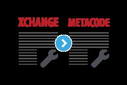 SPDE XCHANGE::Metacode Conversion Module