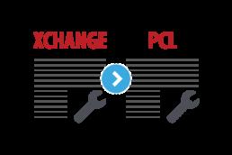 SPDE XCHANGE::PCL Conversion Module