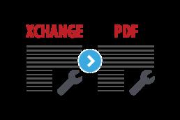 SPDE XCHANGE::PDF Conversion Module