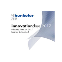 2017 Hunkeler Innovationdays