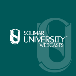 Solimar University Webcasts