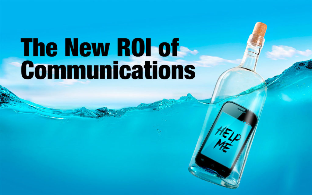 The New ROI of Communications, Solimar Systems, Xplor