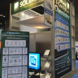 The Solimar Systems Bothe #841 at Graph Expo 2016