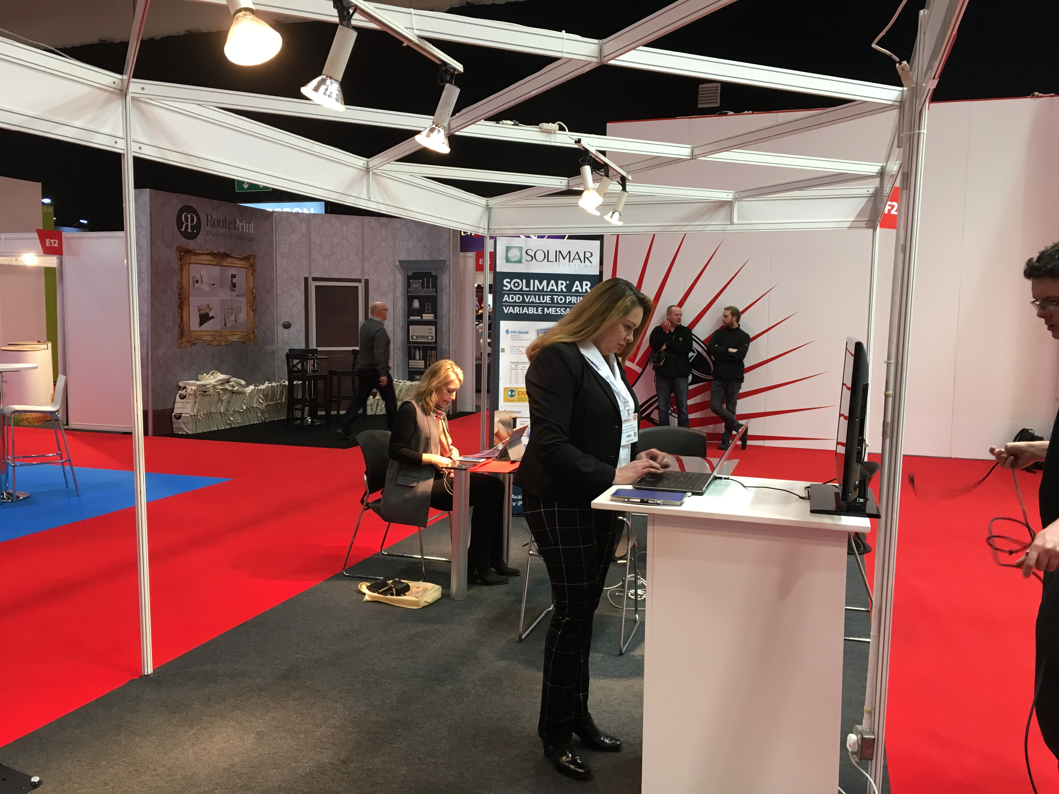 Solimar Systems, PrintWeekLive, PrintWeek, UK, PDF, Concatenate, Optimize PDFs, Commingle, Barcode, Augmented Reality, AR, Whitepaper Factory, Rubika, Chemistry, Assistive Technology
