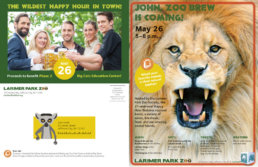 Zoo Brew AR Mailer, Solimar Systems, Customer Communications, PDF, Transactional Print, Workflow Management, Workflow Automation, Xerox, Konica Minolta, Canon, Oce, Digital Print, EFI, Crawford, San Diego, Augmented reality, Mary Ann Rowan, Mailer, Industry Association, Jamie Walsh, Paul Abdool, Jonathan McGrew, Screen, Riso, Ricoh, Transactional Printing, Print, Printing, Xplor, RealityBlu, Xploration, Ligia Mora, Customer Advisory Council, Padres