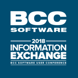 2018 BCC User Conference