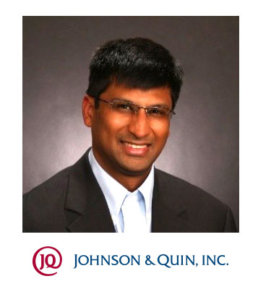 Manish Haria - Johnson & Quin
