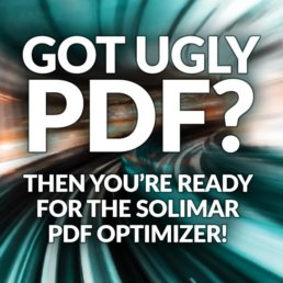ReadyPDF PDF Optimizer
