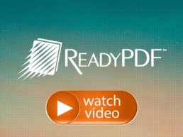 ReadyPDF - Watch Video