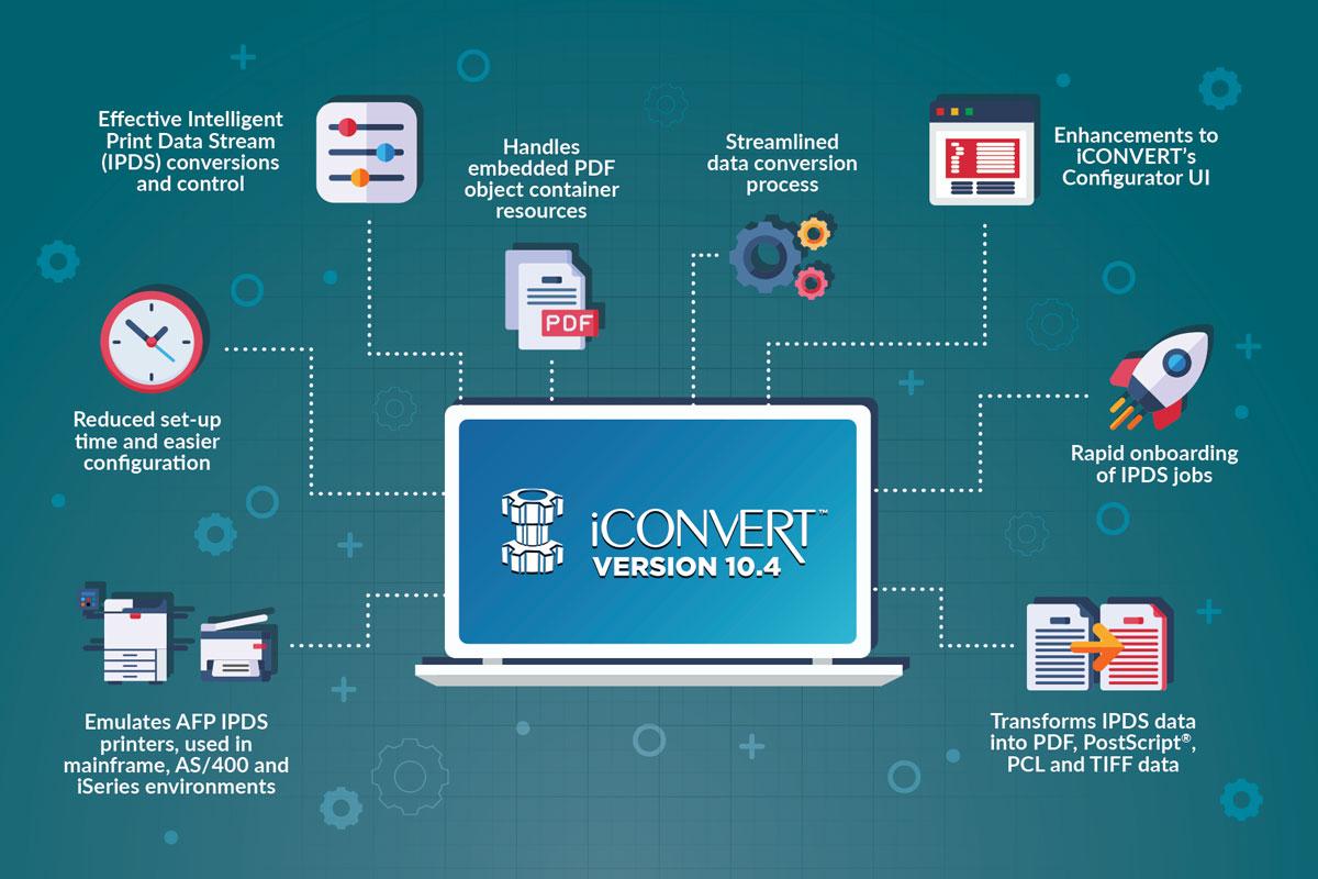 iCONVERT 10.4 Press Release