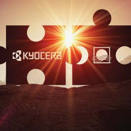 Kyocera and Solimar Partnership