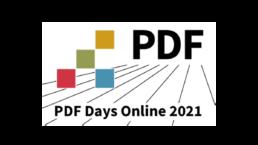 PDF Days Online 2021