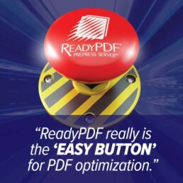 KPI Test Results for ReadyPDF Press Release